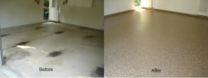 epoxy garage floor coating Grayson, GA