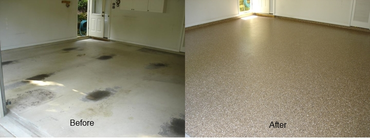 Epoxy Garage Flooring Atlanta Area And The Southeast
