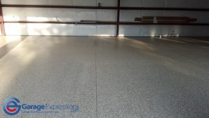 epoxy shop floor