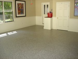 Garage flooring Atlanta, GA