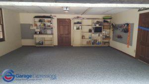 epoxy garage floor brookhaven