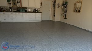 Auburn garage floor epoxy