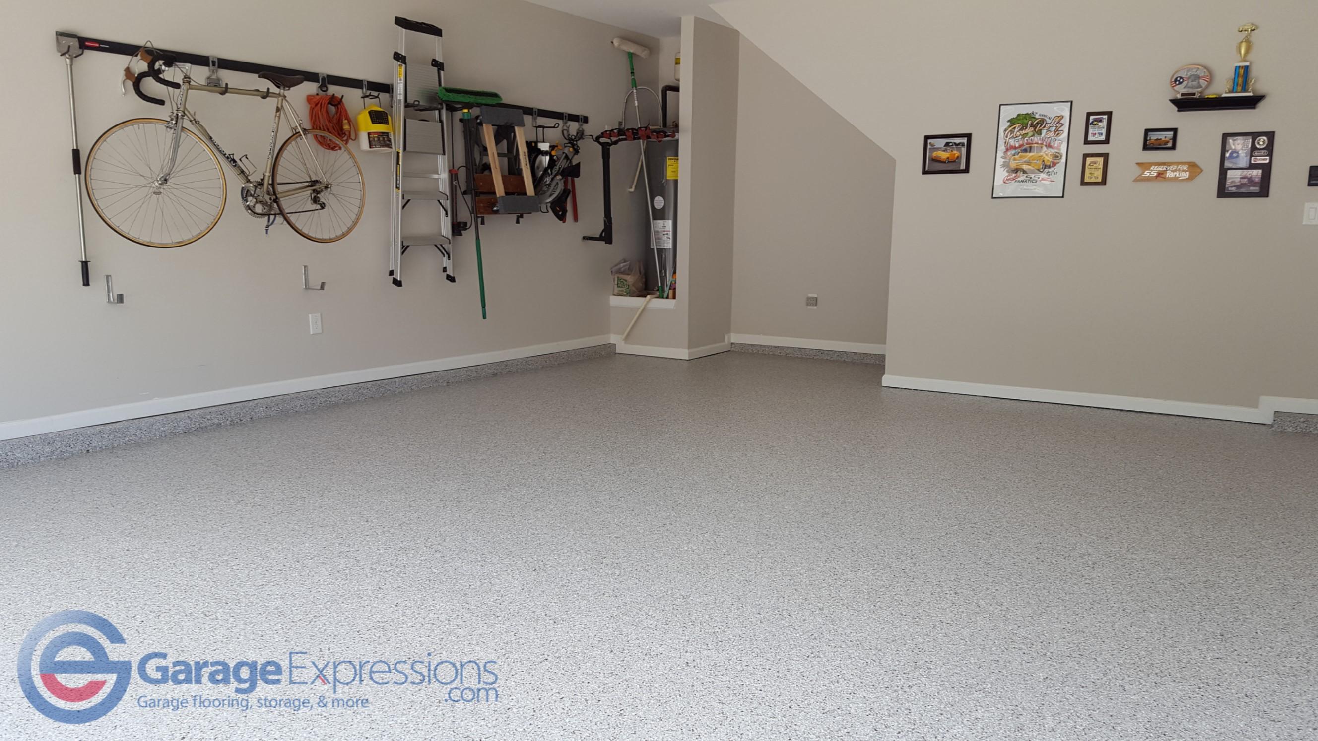 Garage Expressions Garage flooring storage & more Epoxy