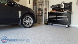 Suwanee garage floor epoxy