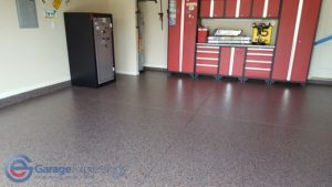 Garage floor epoxy in Gainesviile, GA