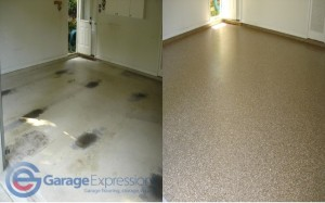 Garage floor paint or epoxy